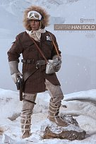 Фигурка Хана Соло — Sideshow Collectibles Star Wars Episode V Han Solo Hoth 1/6