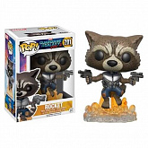 Фигурка Енота Ракеты — Funko Guardians of the Galaxy Vol. 2 POP! Rocket Raccoon
