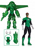 "Фигурка Зеленый Фонарь ""Dark Days"" (DC Collectibles DC Comics Icons Deluxe Action Figure Green Lantern Hal Jordan (Dark Days)"