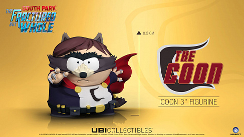 Фигурка Картмана — Ubicollectibles South Park The Fractured But Whole The Coon