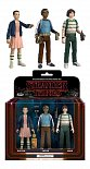 Набор фигурок Странные дела — Funko Stranger Things ReAction 3-Pack Mike Eleven Lukas