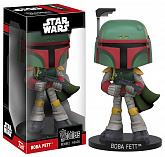 Башкотряс Боба Фетт — Funko Star Wars Wacky Wobbler Boba Fett New