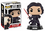 Фигурка Кайло Рена — Funko POP! Star Wars Episode VII Kylo Ren Battle Pose