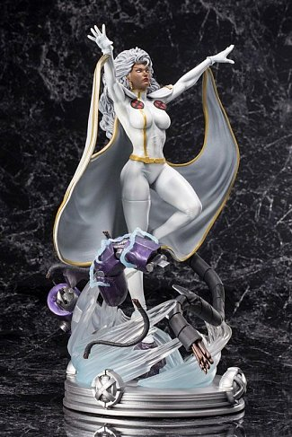 Фигурка Шторм — Kotobukiya Marvel Fine Art 1/6 Storm Danger Room Sessions