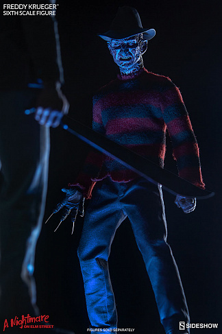 Фигурка Фредди Крюгера — Sideshow Nightmare on Elm Street 3 1/6 Freddy Krueger