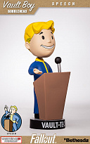 Башкотряс Волт-Бой Speech Gaming Heads Fallout 4 Vault Boys Series 2
