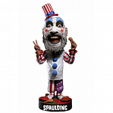 "Башкотряс Капитан Сполдинг ""Дом 1000 трупов"" (Neca House of 1000 Corpses Captain Spaulding Head Knocker)"