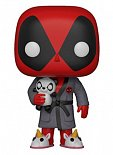 Фигурка Дэдпула — Funko Deadpool Parody POP! Robe