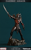 "Статуя Даэдрический доспех ""The Elder Scrolls V Skyrim"" (Gaming Heads The Elder Scrolls V Skyrim 1/6 Scale Daedric Armor Statue)"