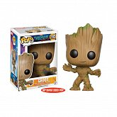 Фигурка Грута — Funko POP! Guardians of the Galaxy Super Sized Young Groot