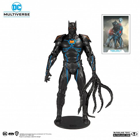 Фигурка Batman Murder Machine — McFarlane Toys Dark Nights Metal Earth-44