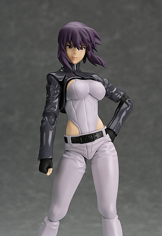 Фигурка Мотоко Кусанаги — Figma Ghost in the Shell Stand Alone Complex Motoko Kusanagi