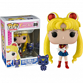 Фигурка Сейлор Мун — Funko POP! Sailor Moon w Luna