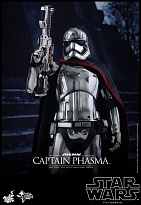 Фигурка Капитана Фазма — Hot Toys Star Wars Episode VII 1/6 Captain Phasma