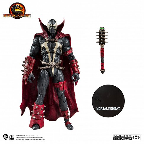 Фигурка Спаун — McFarlane Toys Mortal Kombat Series 2 with Mace
