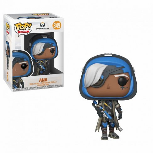 Фигурка Ана — Funko Overwatch POP! Ana