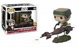 Фигурка Люк — Funko POP! Star Wars Luke Speeder Bike