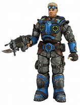"Фигурка Дэймон Бэйрд ""Judgment"" (NECA Gears of War Judgement Damon Baird Figure)"