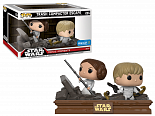 Фигурки Люк и Лея — Funko Star Wars POP! Movie Moments 2-Pack Trash Compactor Escape