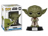 Фигурка Йода — Funko Star Wars Clone Wars POP! Bobble-Head Yoda