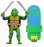 Фигурка Леонардо — Neca Teenage Mutant Ninja Turtles in Time Leonardo