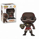 Фигурка Думфист — Funko Overwatch POP! Doomfist