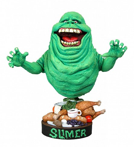 Башкотряс Лизун — Neca Ghostbusters Head Knocker Slimer