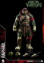 Фигурка Рафаеля — ThreeZero Teenage Mutant Ninja Turtles 1/6 Scale Raphael