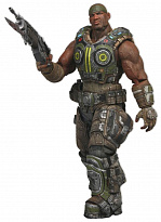 Фигурка Коул (Nеса Gears of War 3 Series 2 Augustus Cole (One Shot)