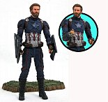 Фигурка Капитана Америки — Avengers Infinity War Marvel Select Captain America