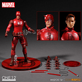 Фигурка Сорвиголовы — Mezco Marvel 1/12 Daredevil