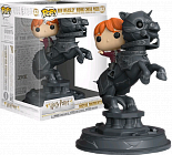 Фигурка Рон Уизли — Funko Harry Potter POP! Ron Riding Chess Piece