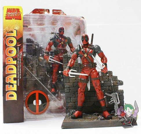 Фигурка Дэдпула — Marvel Select Deadpool