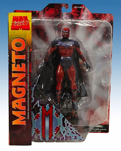 Фигурка Магнето (Marvel Select X-Men Magneto)