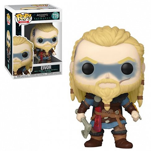 Фигурка Эйвор — Funko Pop! Assassins Creed Valhalla Eivor