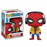 Фигурка Спайдермена — Funko Spider-Man Homecoming POP! Headphones