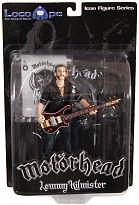 Фигурка Лемми — Motorhead Lemmy Kilmister Rickenbacker Guitar Dark Wood