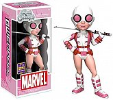 Фигурка Гвенпул — Funko Marvel Rock Candy Gwenpool Convention Exclusive