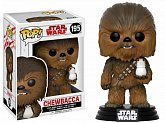 Фигурка Чубакки — Funko Star Wars VIII POP! Chewbacca Porg