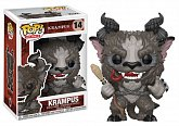 Фигурка Крампуса — Funko Krampus POP! Holiday