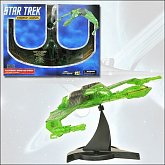 Модель Klingon Bird of Pray — Star Trek Starship Legends AFX Exclusive