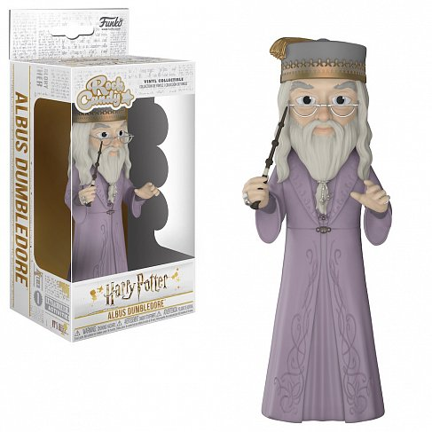 Фигурка Дамблдора — Funko Harry Potter Rock Candy Albus Dumbledore