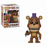 Фигурка Фредди — Funko Five Nights at Freddys Pizza Simulator POP! Rockstar Freddy