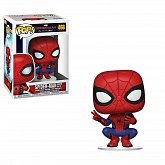 Фигурка Spider-Man — Funko Far From Home POP! Vinyl Hero Suit