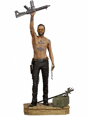 Фигурка Пастора Иосифа — Ubicollectibles Far Cry 5 PVC Statue The Fathers Calling Joseph