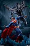 Статуя Batman vs Superman — Sideshow DC Comics Statue