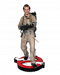 Статуя Питера Венкмана — Hollywood Collectibles Ghostbusters 1/4 Peter Venkman