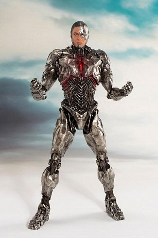 Фигурка Киборга — Justice League ARTFX+ 1/10 Cyborg