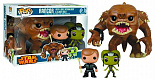 Фигурка Люк, Ула и Ранкор  — Funko Star Wars POP! 3-Pack Rancor, Luke Skywalker & Slave Oola