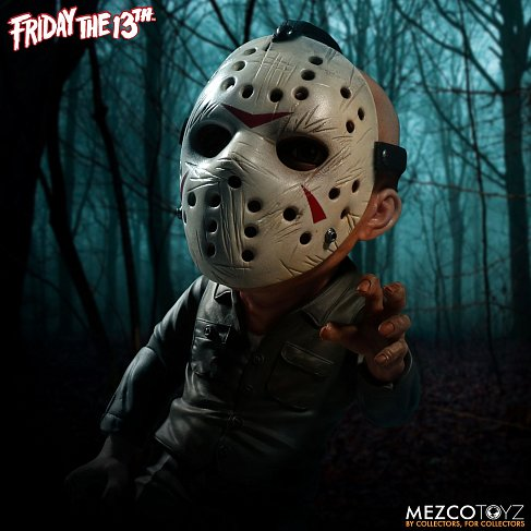 Фигурка Джейсона — Mezco Friday the 13th Deluxe Stylized Jason